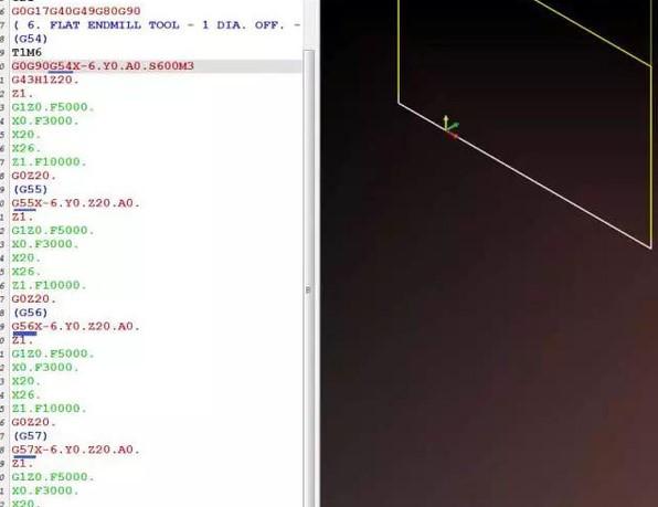 mastercamx7怎么使用多个座标系3