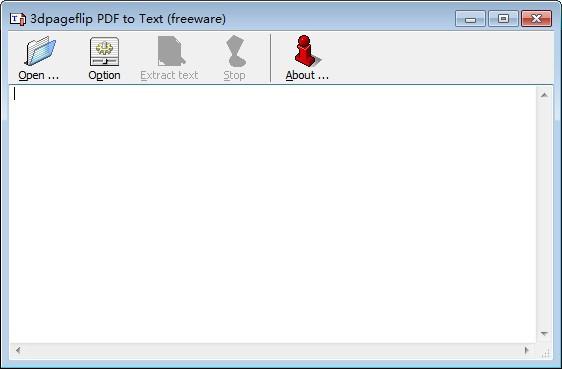 Boxoft PDF to Text下载截图1