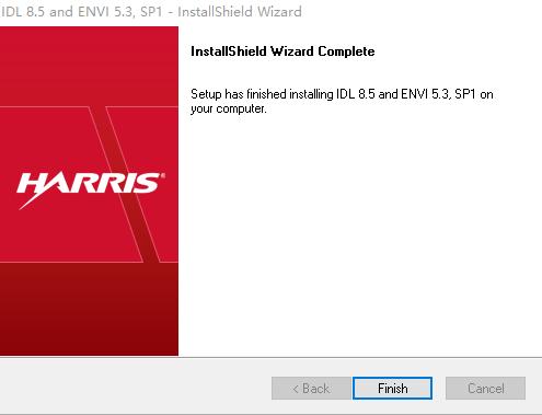 ENVI5.3汉化版截图12