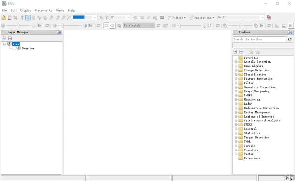 ENVI5.3汉化版截图1
