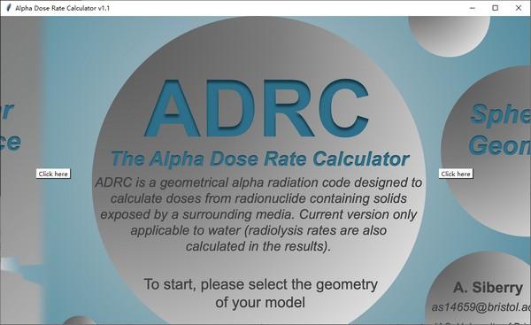 Alpha Dose Rate Calculator下载截图1