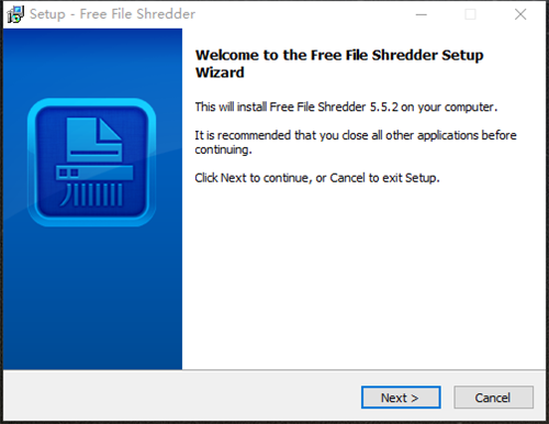 Free File Shredder功能介绍