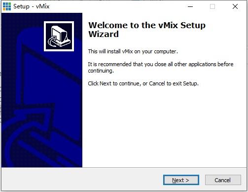 vMix Pro23破解版安装破解教程1