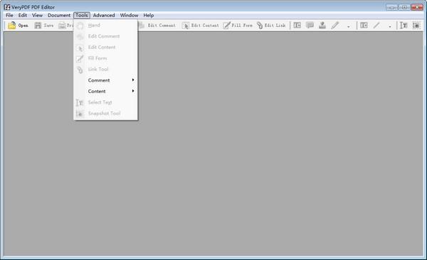 VeryPDF PDF Editor