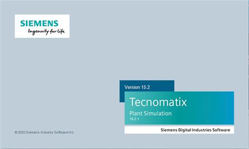 Tecnomatix Plant Simulation15破解版基本介绍
