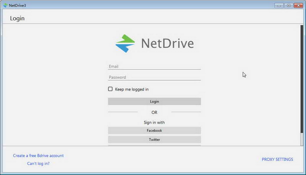 NetDrivepo破解版截图1