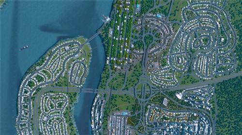都市天际线全DLC破解版百度云游戏特色