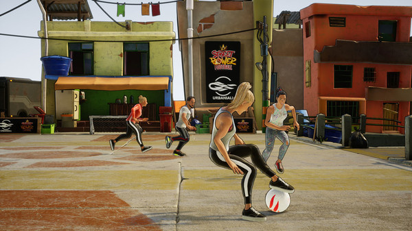 街头力量足球