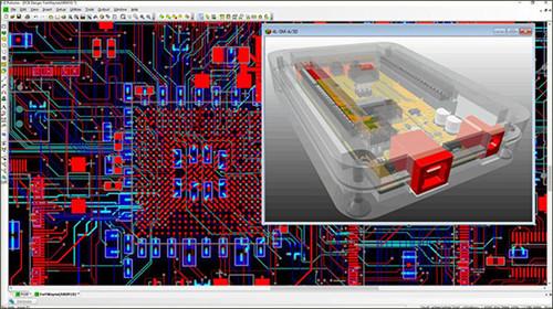 Pulsonix10.5完美破解版软件功能
