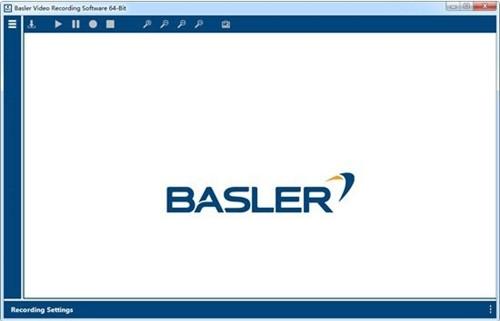 Basler Video Recording Software软件功能