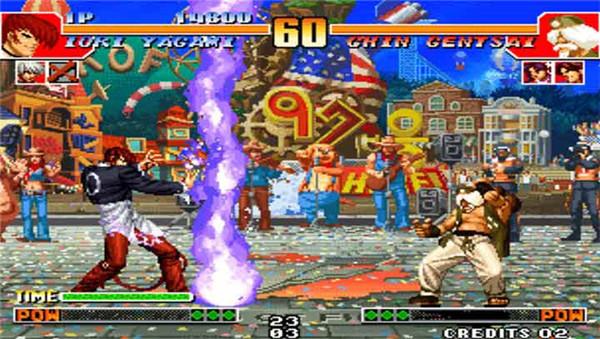 拳皇97高清版免费下载