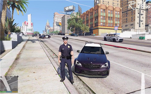 GTA5警察MOD LSPDFR整合包最新版使用说明