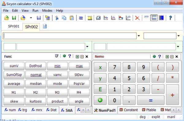 Sicyon calculator下载截图1