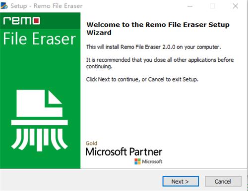 Remo File Eraser清理痕迹工具基本介绍