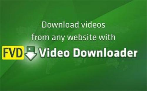 FVD Downloader插件下载功能特点