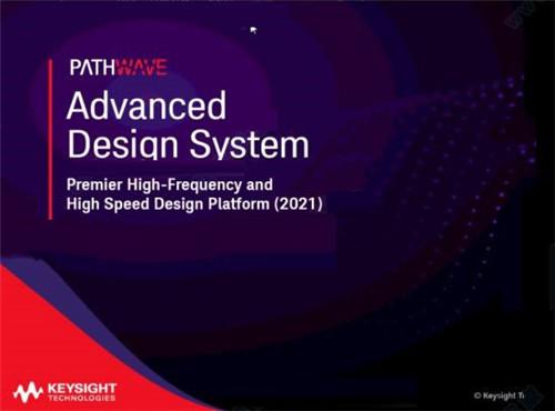 Keysight ADS 2021破解版基本介绍