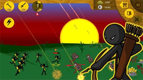 火柴人战争遗产无限钻石版电脑版下载游戏特点