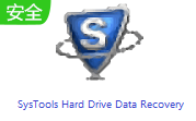 SysTools Hard Drive Data Recovery官方版下载-SysTools Hard Drive Data Recovery V16.4.0.0 最新版下载